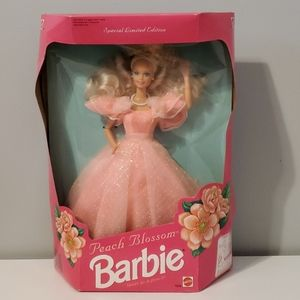 Barbie peach blossom